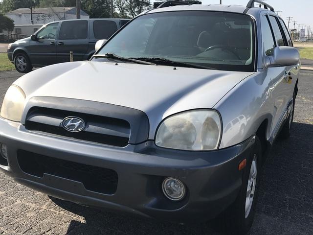 2005 Hyundai Santa Fe  - Family Motors, Inc.