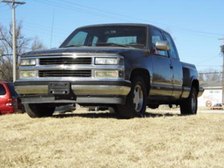 1993 Chevrolet Silverado 1500  for Sale  - lllll3830a  - Family Motors, Inc.