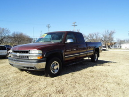 1999 Chevrolet Silverado 2500 LS for Sale  - LLFF4106RRR  - Family Motors, Inc.