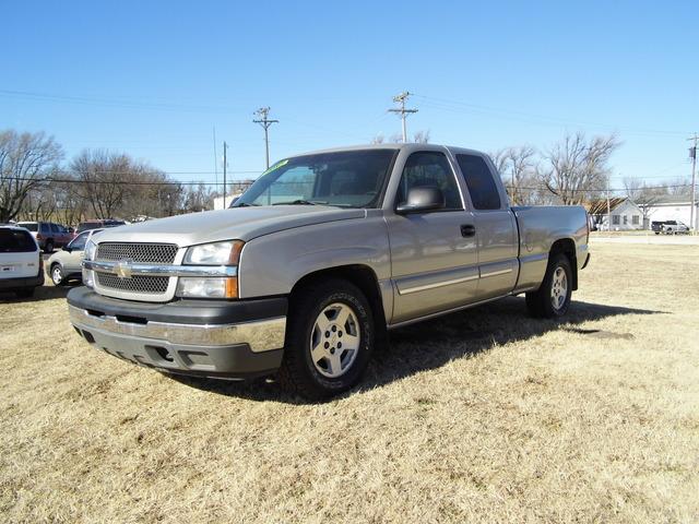 2005 Chevrolet Silverado 1500 Stock 4241 Wichita Ks