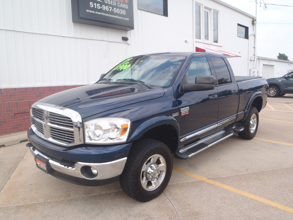 2009 Dodge Ram 2500  - Martinson's Used Cars, LLC