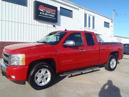 2011 Chevrolet SILVERADO 1500 LT for Sale  - 220873  - Martinson's Used Cars, LLC
