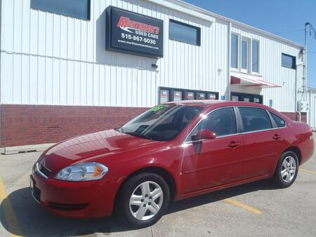 2008 Chevrolet Impala LS for Sale  - 327057  - Martinson's Used Cars, LLC