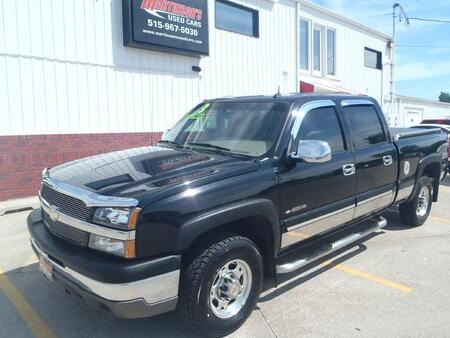 2003 Chevrolet SILVERADO 1500 HEAVY DUTY for Sale  - 218020  - Martinson's Used Cars, LLC