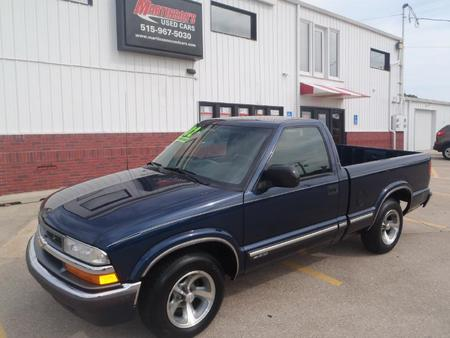 2002 Chevrolet S TRUCK S10 for Sale  - 233609  - Martinson's Used Cars, LLC
