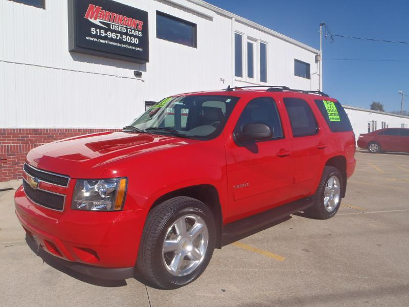 2010 Chevrolet Tahoe  - Martinson's Used Cars, LLC