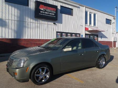 2004 Cadillac CTS  for Sale  - 175870  - Martinson's Used Cars, LLC
