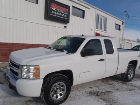 2010 Chevrolet SILVERADO 1500 LT for Sale  - 255579  - Martinson's Used Cars, LLC