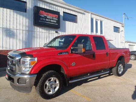 2012 Ford F-350 SUPER DUTY for Sale  - A21590  - Martinson's Used Cars, LLC
