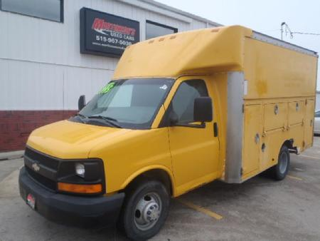 2003 Chevrolet EXPRESS G3500  for Sale  - 168191  - Martinson's Used Cars, LLC
