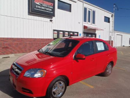2009 Chevrolet Aveo LS for Sale  - 186827  - Martinson's Used Cars, LLC