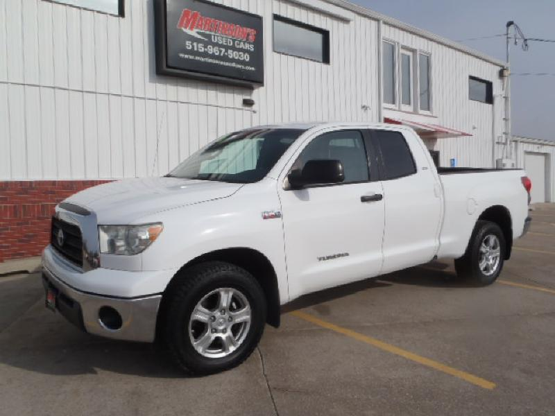 2008 Toyota Tundra  - Martinson's Used Cars, LLC