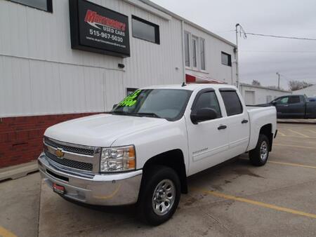 2012 Chevrolet SILVERADO 1500  LS for Sale  - 310607  - Martinson's Used Cars, LLC