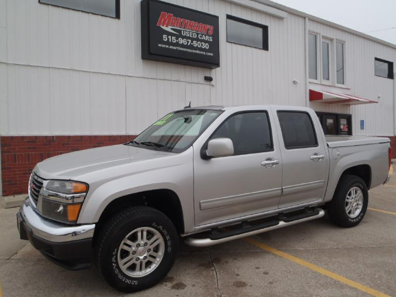 2011 GMC Canyon  - Martinson's Used Cars, LLC