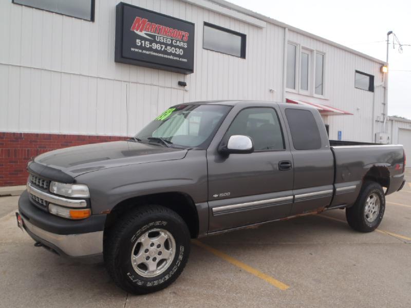 2000 Chevrolet Silverado 1500  - Martinson's Used Cars, LLC