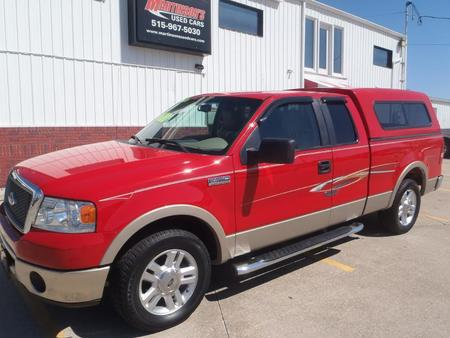 2008 Ford F-150  for Sale  - A58956  - Martinson's Used Cars, LLC