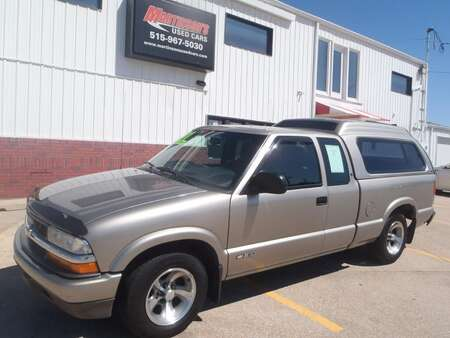 2001 Chevrolet S TRUCK S10 for Sale  - 136677  - Martinson's Used Cars, LLC