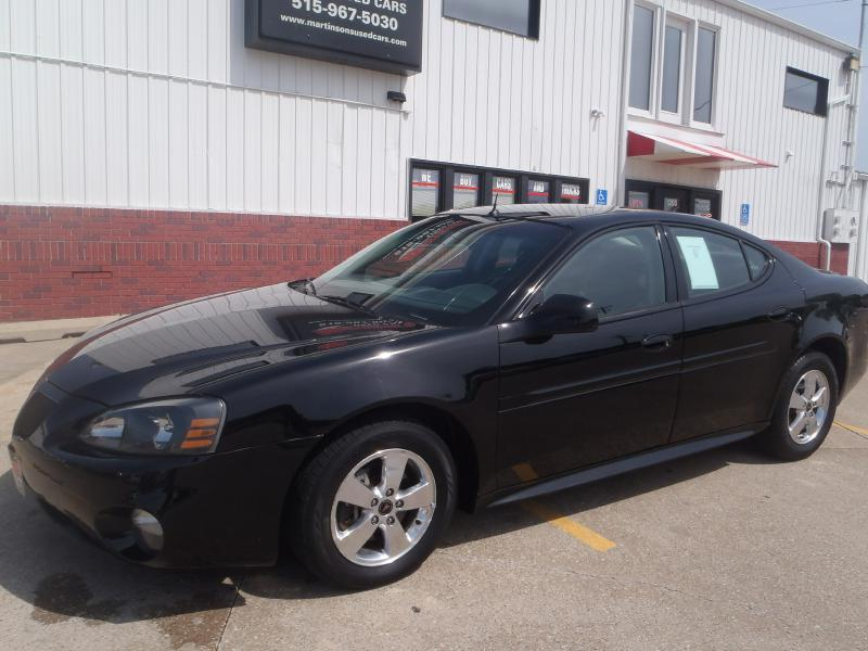 2005 Pontiac Grand Prix  - Martinson's Used Cars, LLC