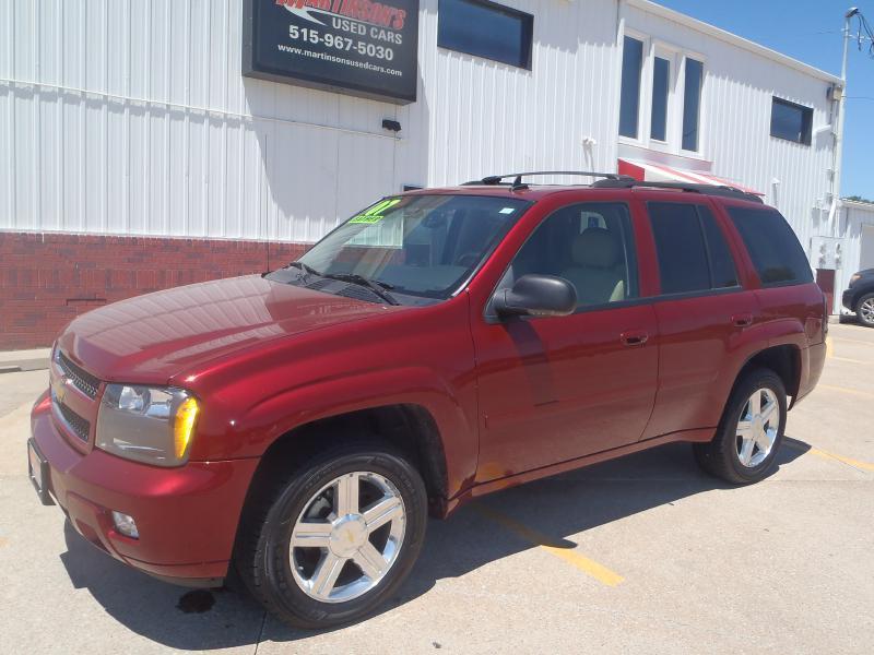 2007 Chevrolet TrailBlazer  - Martinson's Used Cars, LLC