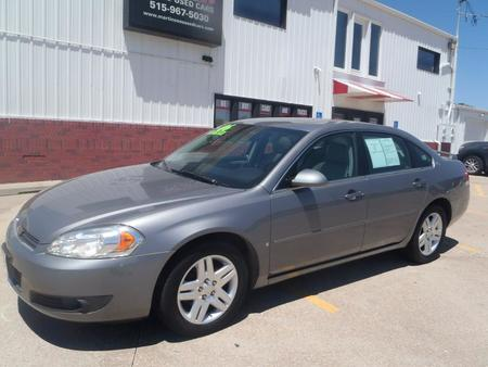 2006 Chevrolet Impala LTZ for Sale  - 322708A  - Martinson's Used Cars, LLC