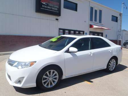 2014 Toyota Camry XLE for Sale  - 385995  - Martinson's Used Cars, LLC
