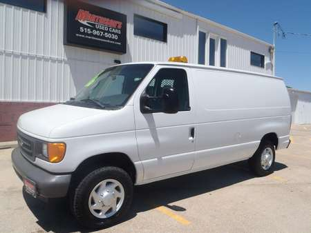 2007 Ford Econoline E150 VAN for Sale  - B11779A  - Martinson's Used Cars, LLC