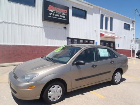 2003 Ford Focus LX for Sale  - 188035A  - Martinson's Used Cars, LLC