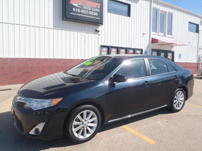2014 Toyota Camry  - Martinson's Used Cars, LLC