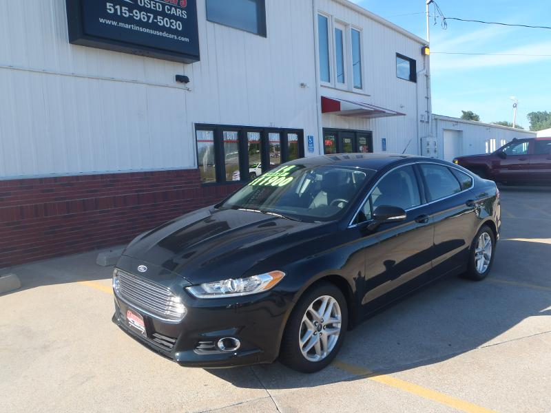 2014 Ford Fusion  - Martinson's Used Cars, LLC