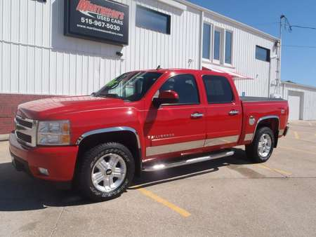 2007 Chevrolet Silverado 1500 CREW CAB for Sale  - 539817  - Martinson's Used Cars, LLC