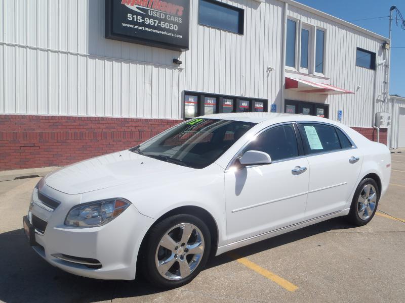 2012 Chevrolet Malibu  - Martinson's Used Cars, LLC
