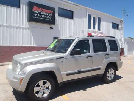 2008 Jeep Liberty SPORT for Sale  - 244380  - Martinson's Used Cars, LLC