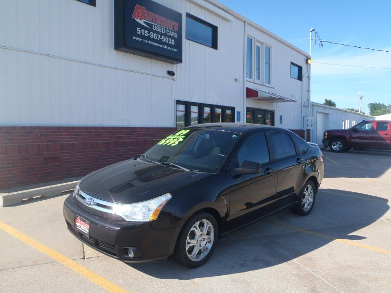 2009 Ford Focus  - Martinson's Used Cars, LLC