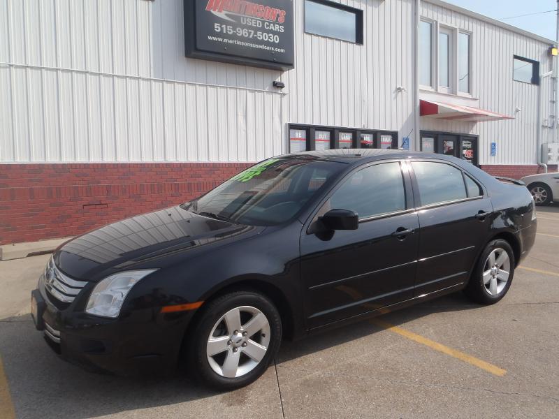 2009 Ford Fusion  - Martinson's Used Cars, LLC