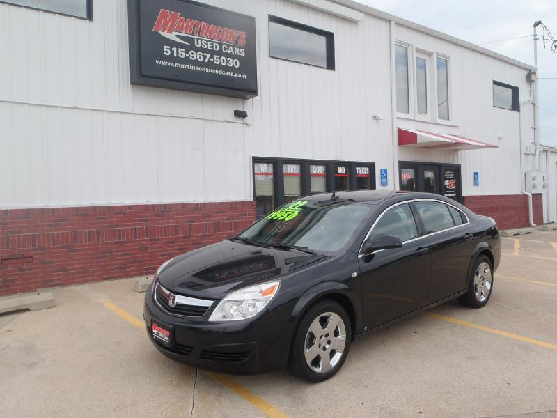 2009 Saturn Aura  - Martinson's Used Cars, LLC