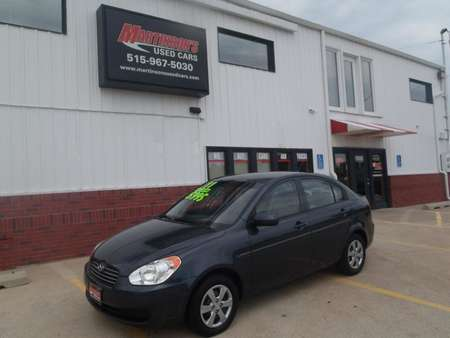 2011 Hyundai Accent GLS for Sale  - 606261  - Martinson's Used Cars, LLC