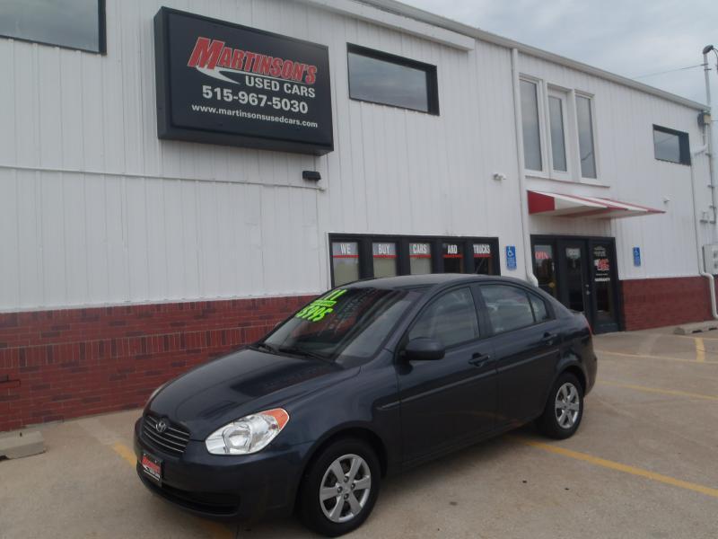 2011 Hyundai Accent  - Martinson's Used Cars, LLC