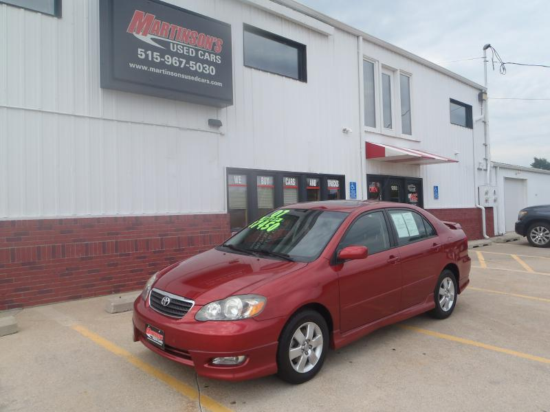 2007 Toyota Corolla  - Martinson's Used Cars, LLC