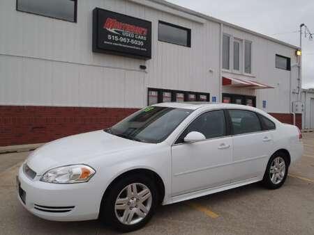 2013 Chevrolet Impala LT for Sale  - 140345  - Martinson's Used Cars, LLC