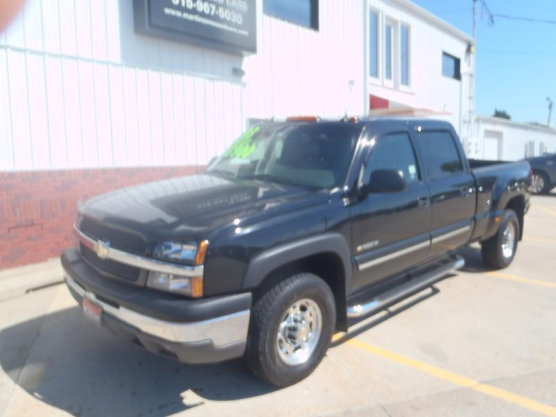 2003 Chevrolet Silverado 1500  - Martinson's Used Cars, LLC