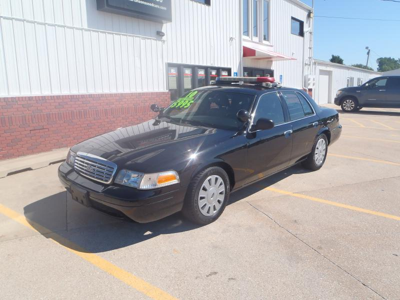2010 Ford Crown Victoria  - Martinson's Used Cars, LLC