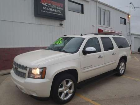 2008 Chevrolet Suburban 1500 LTZ for Sale  - 183394  - Martinson's Used Cars, LLC