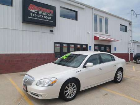 2010 Buick Lucerne CXL for Sale  - 136878  - Martinson's Used Cars, LLC