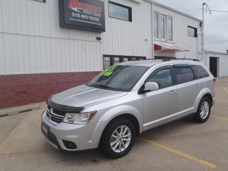 2014 Dodge Journey  - Martinson's Used Cars, LLC