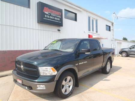 2011 Dodge Ram 1500 SLT OUTDOORSMAN for Sale  - 644916  - Martinson's Used Cars, LLC