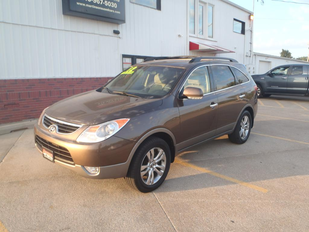 2012 Hyundai Veracruz  - Martinson's Used Cars, LLC