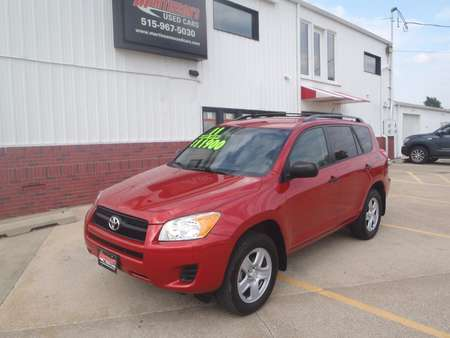 2011 Toyota Rav4 LE for Sale  - 066686  - Martinson's Used Cars, LLC