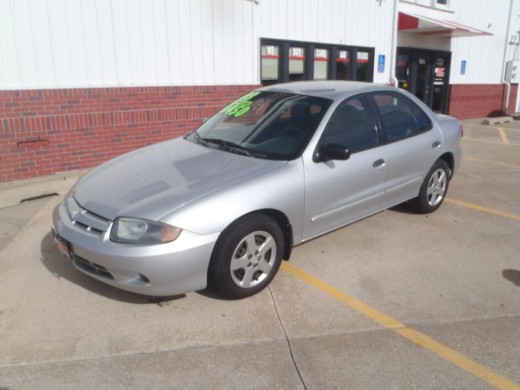 2003 Chevrolet Cavalier  - Martinson's Used Cars, LLC