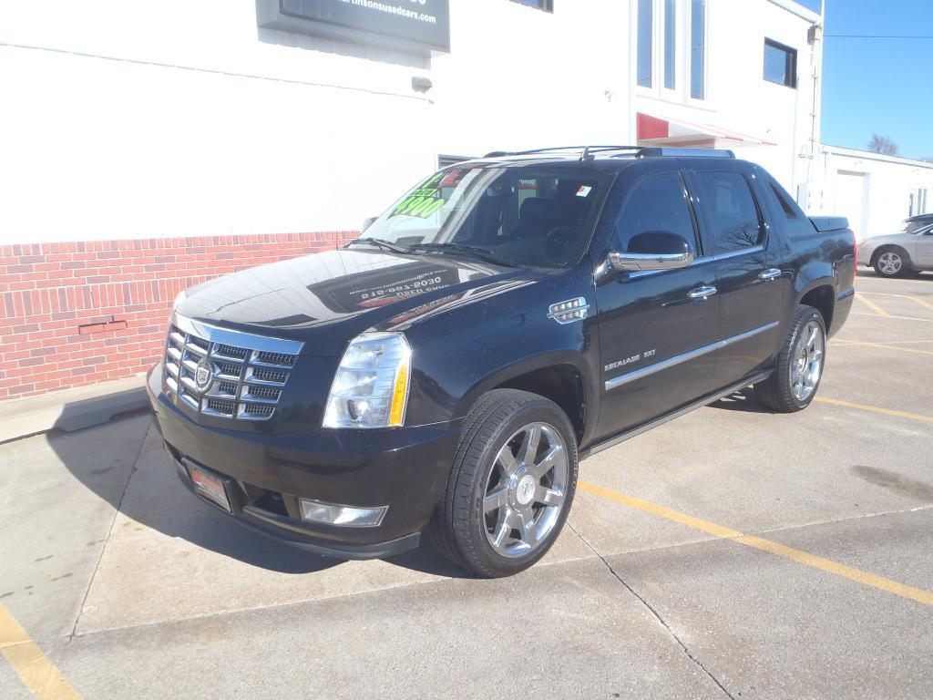 2011 Cadillac Escalade  - Martinson's Used Cars, LLC
