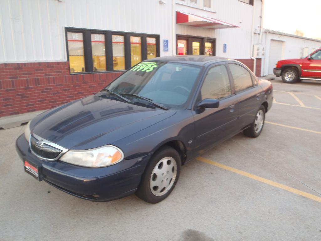 1999 Mercury Mystique  - Martinson's Used Cars, LLC